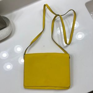 Yellow Crossbody Bag H&M